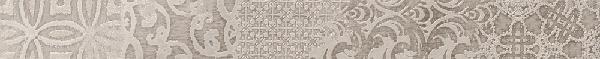 Listel ARGILLE belize nogal 6x60,5cm