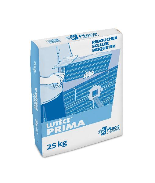 Plâtre multifonction LUTECE PRIMA sac 25kg