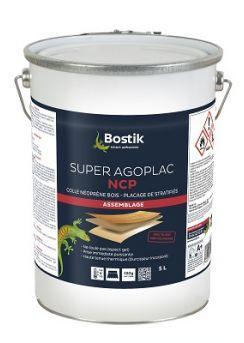 Colle SUPER AGOPLAC NCP gel bidon(s) 5L