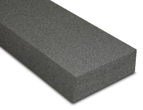 Polystyrène expansé IPLG 120 graphite BD 120mm 120x60cm par 4 R=3,85