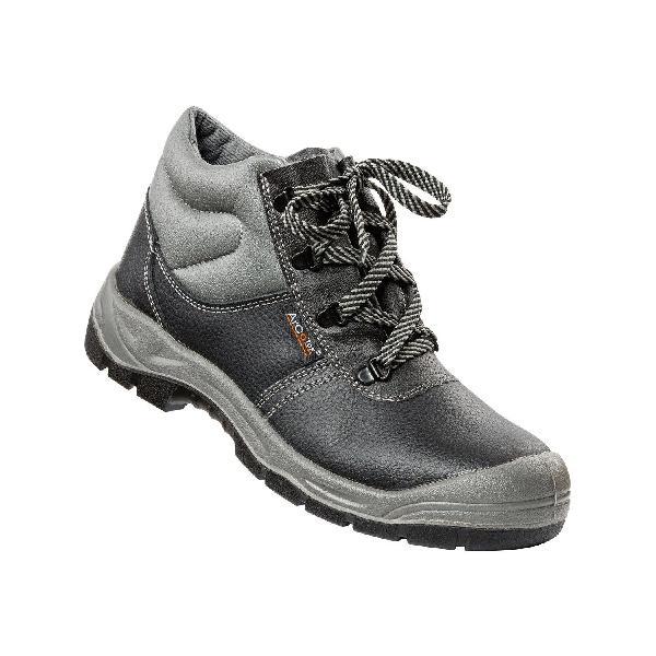 Chaussures de sécurité hautes ARBON noir S3 SRC T.42