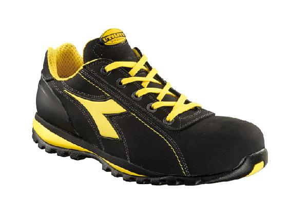 Chaussures de sécurité basses GLOVE II noir S3 HRO SRA T.45
