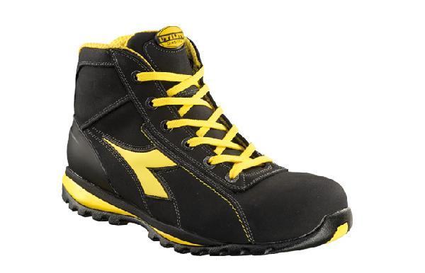 Chaussures de sécurité hautes GLOVE II noir S3 HRO SRA T.41