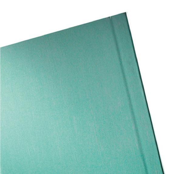 Plaque plâtre SNOWBOARD hydro BA prépeint 13mm 260x120cm