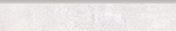Plinthe CONCRETE blanc 8x45cm