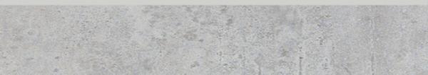Plinthe CONCRETE ceniza 8x45cm