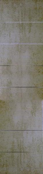 Panneau mural WALL&WATER 1960-7933 oxid 10,2x600x2400mm paquet 2
