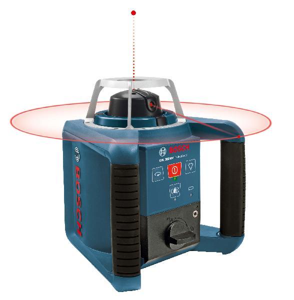Laser rotatif GRL 400H pack
