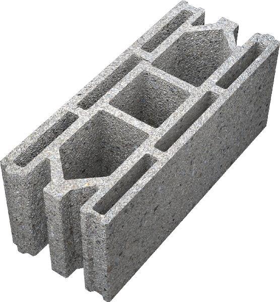 Bloc thermique à coller FABTHERM ECO2 20x20x50 B50 CE+NF