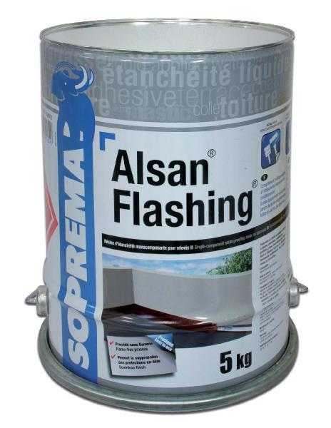 ALSAN FLASHING BIDON 15KG