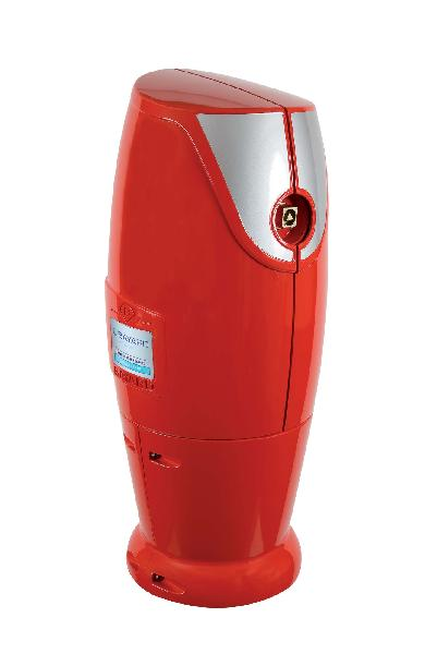 Poteau Incendie EMERAUDE SMART DN080 n°2 choc H.1,00m NF