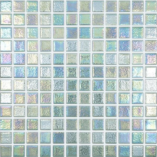 Emaux piscine SHELL crystal 2,5x2,5 Ep.4mm