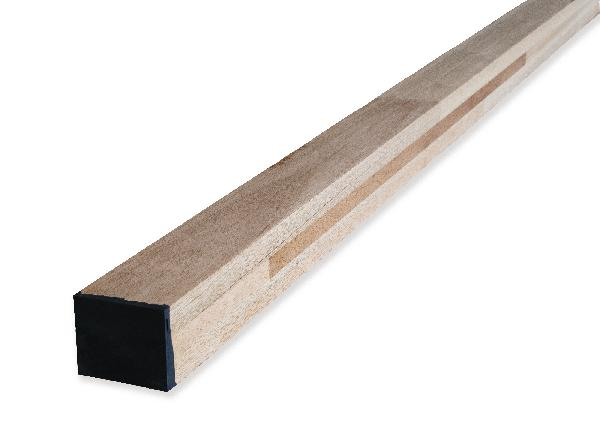 Carrelet 3 plis aboutés pin KKK 72x105mm 6,00m