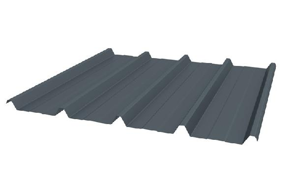 Bac acier toiture PML 4.1000.40CS 75/100 3m 7022 GRAPHITE