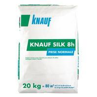 Enduit à joint prise normale 8H KNAUF SILK sac 20kg