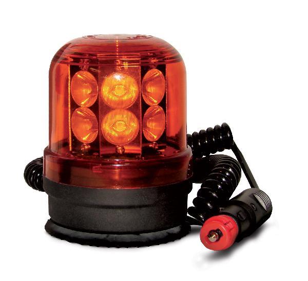 Gyrophare magnétique LEDWORK orange