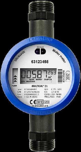 COMPTEUR MULTICAL21 DN20 130MM R250 4M3/H COMPOSITE RADIO INTEGREE