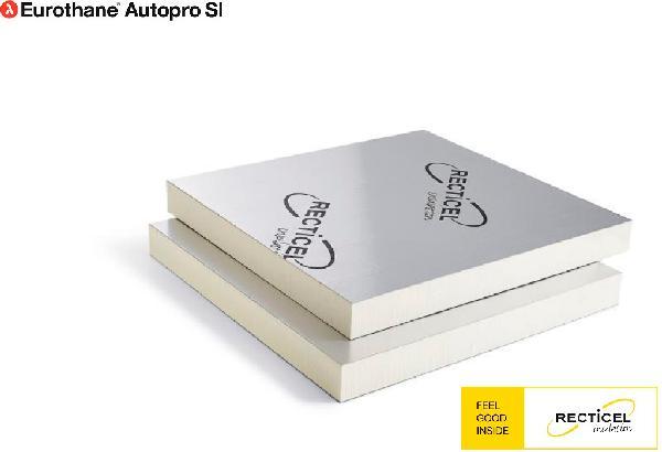 Polyuréthane EUROTHANE AUTOPRO SI BD 100mm 60x60cm par 10 R=4,5