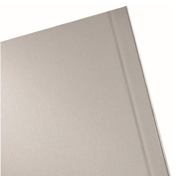 Plaque plâtre KS STANDARD APV bords amincis 13mm 250x120cm