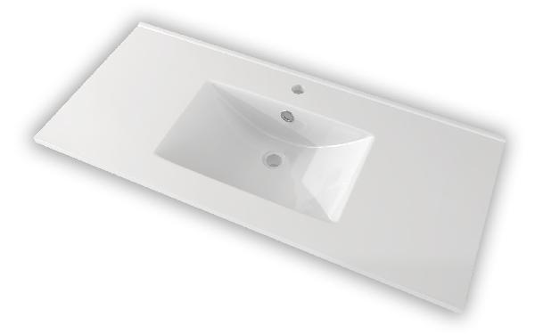 Vasque VENUS 46x101cm céramique