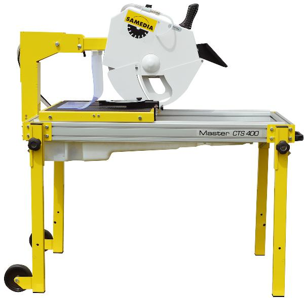 Scie sur table de paysagiste MASTER CTS400 Ø400mm