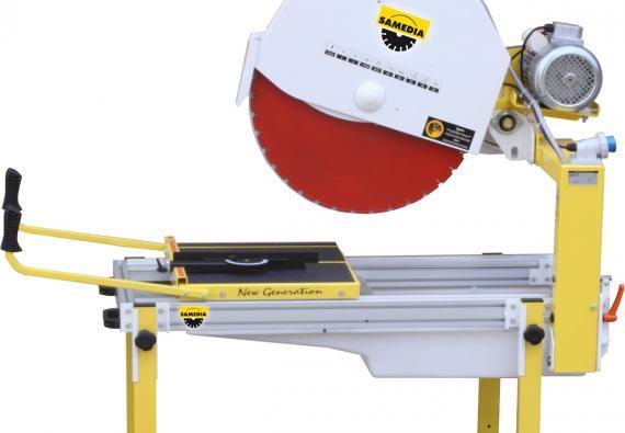 Scie sur table de maçonnerie MASTER CTS650 Ø650mm