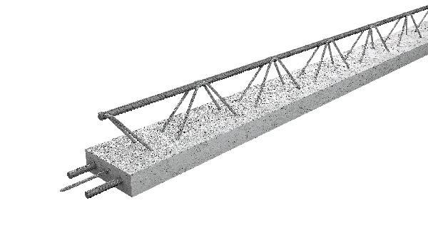 POUTRELLE RAID STH 5,40M CE