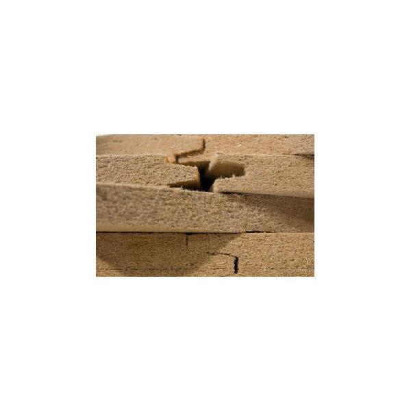 Panneau fibre de bois FIBERWOOD MULTISOL 140 60mm 187.2x57,2cm R=1,4