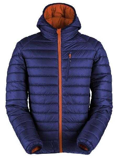 Veste THERMIC JACKET bleu/orange T.M