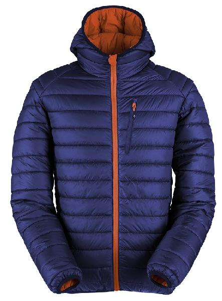 Veste THERMIC JACKET bleu/orange T.XL