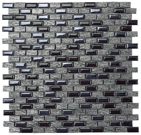Mosaïque NAMIA 29,5x29,2cm Ep.7,5mm