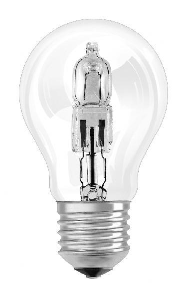 Ampoule HALOGEN CLASSIC A 46W E27 lot 5