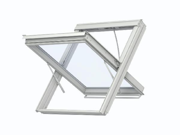 fenetre de toit ggl sevm s2076fpdt confort uk08 134x140cm 2 colis. Black Bedroom Furniture Sets. Home Design Ideas