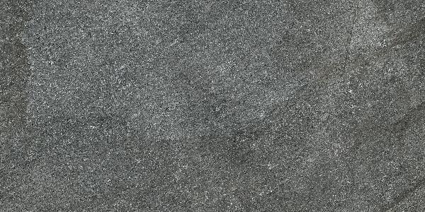 CARRELAGE QUARTZ STONE NOIR SATINE 30X60CM EP.10MM