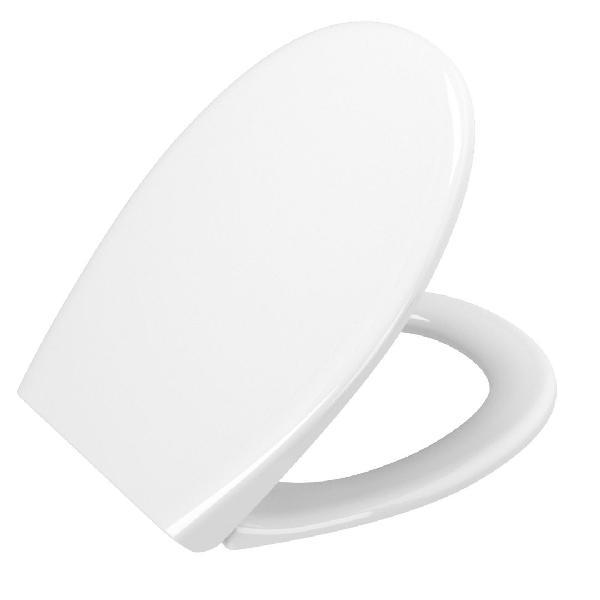 Abattant WC duroplast CONFORMA Blanc NF
