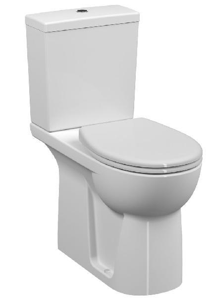 Pack CONFORMA surélevé WC blanc NF