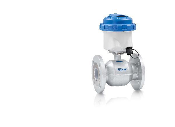 Débitmètre WATERFLUX V3 3070 C-COMPACT DN300 piles MODBUS