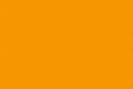 Stratifié U340 ST9 orange sorbet 0,8mm 2800x1310mm
