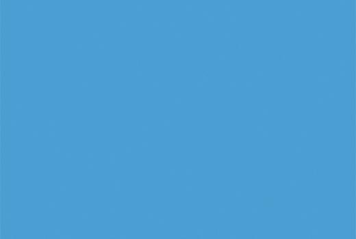 Stratifié U515 ST9 bleu de france 0,8mm 2800x1310mm
