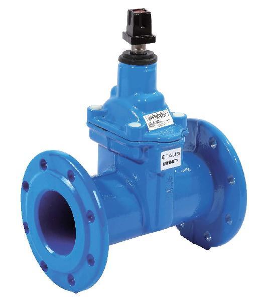 Vanne longue DN500 FAH ISO PN16 16bar INFINITY