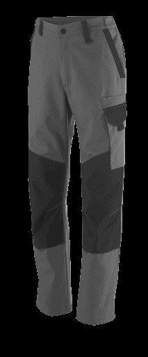 Pantalon genouillères OUT-SUM gris T.40