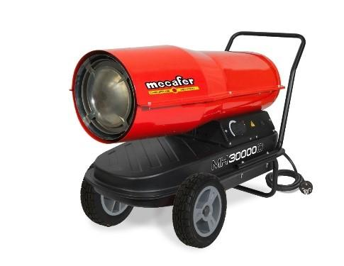 chauffage MH30000D fuel 30000kW 850m3/h