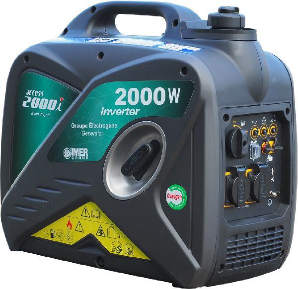 Groupe électrogène ACCESS 2000I 2,5kVA 5 h 2000W