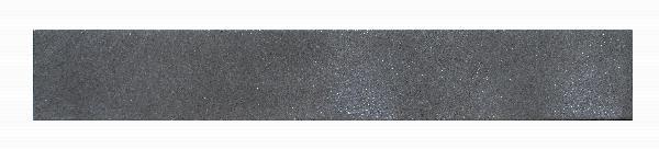Listel mural ALU noir 2,3cm x60cm