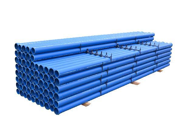 Tuyau PVC SANCOL SN8 Ø100 4m