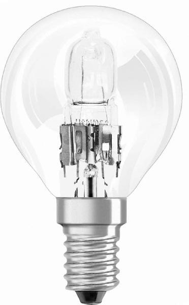 Ampoule HALOGEN CLASSIC P 46W E14 lot 2