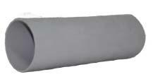 Manchon PVC pour gaine LST Ø60mm femelle-femelle