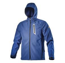 Veste softshell SAIL bleu poussière T.XL