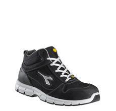 Chaussures de sécurité hautes RUN noir S3 SRC ESD T.36