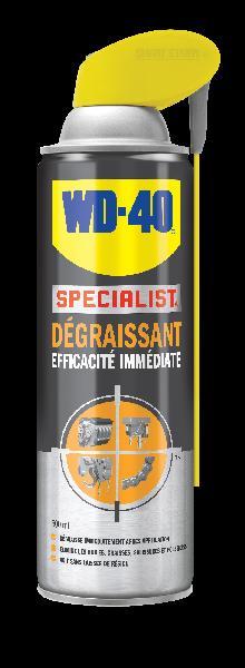 Dégraissant WD40 SPECIALIST spray 500ml